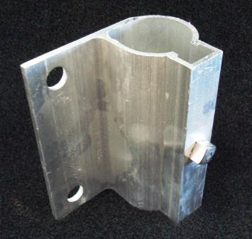 "1-1/4"" Aluminum Support Stand Bracket"